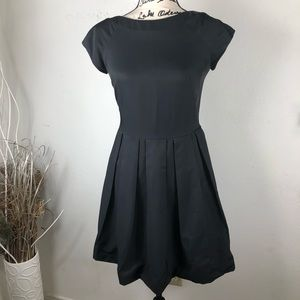 FRENCH CONNECTION BLACK COCKTAIL DRESS SIZE 6